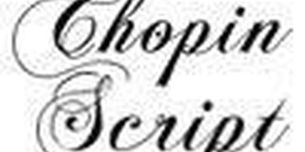 SCRIPT BAIXAR CHOPIN FONTE LETRA DE