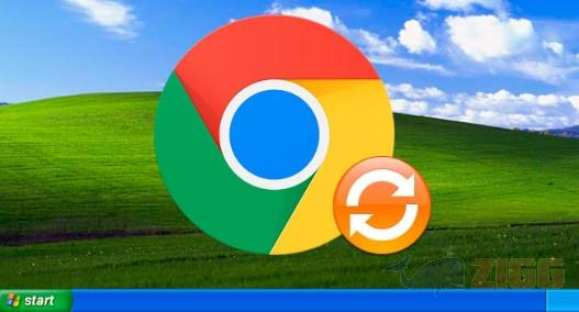 google chrome para xp