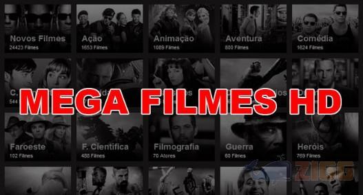 Como Assistir A Filmes No Mega Filmes HD