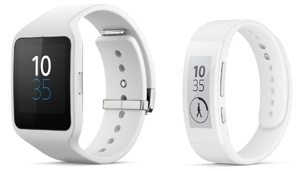 Smartwatch e Smarband