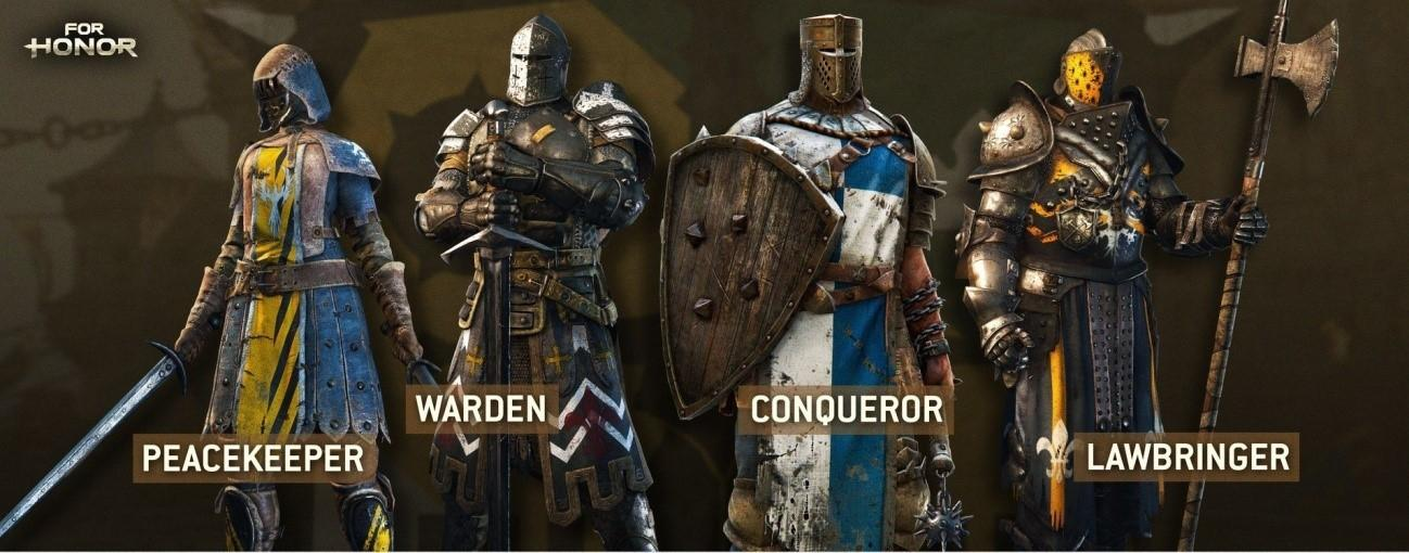 For Honor Cavaleiros