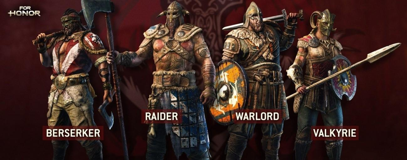 For Honor Vikings