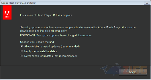 adobe flash player para windows