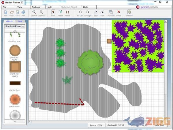 Baixar smallblueprinter garden planner fa a seu download for Smallblueprinter