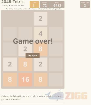 2048-Tetris Download, Veja Online - Baixar é no Zigg!