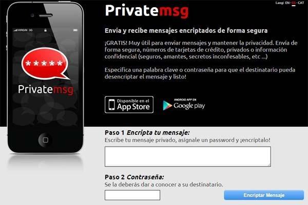 Privatemsg