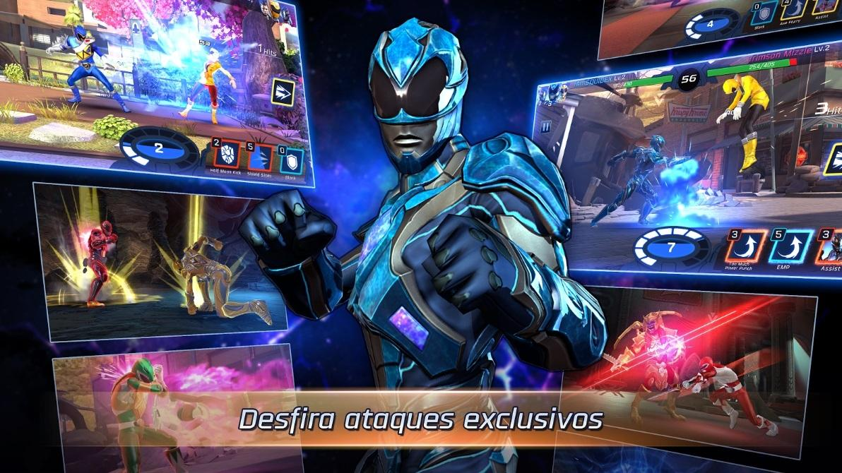 Power Rangers: Legacy Wars para iTunes