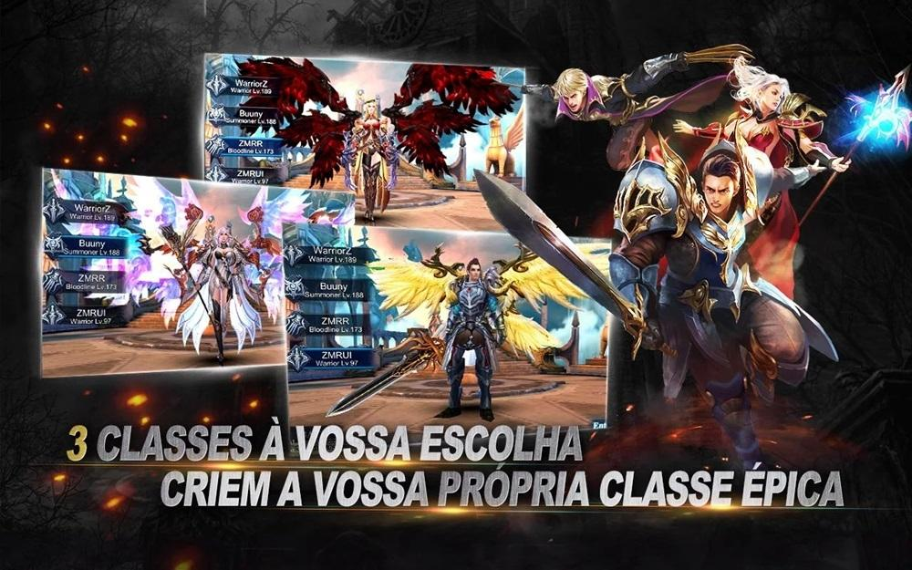 Goddess: Primal Chaos para iPhone