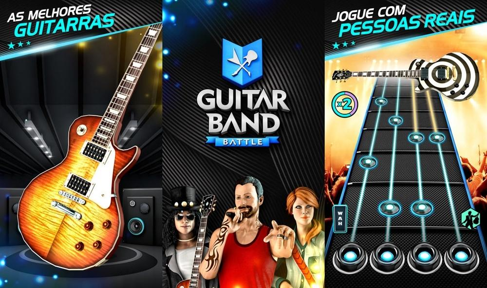 Guitar Band Battle Android